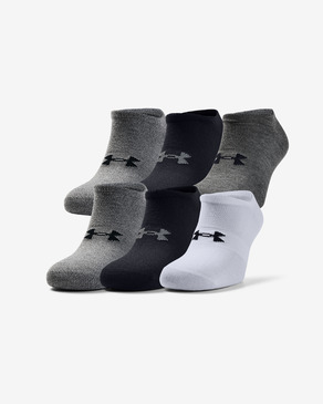 Under Armour Essentials Ponožky 6 párov