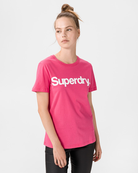 SuperDry Flock Tričko