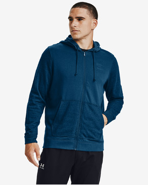 Under Armour Sportstyle Terry SI Full Zip Mikina