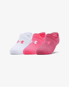 Under Armour Ultra Lo Ponožky 3 páry