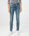 Calvin Klein 011 Mid Rise Skinny Jeans