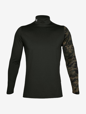 Under Armour Armour ColdGear® Print Mock Tričko