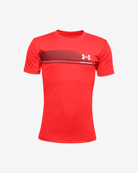 Under Armour Tech™ Lockup Stripe Tričko detské