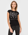 Philipp Plein Love Is All You Need Tričko