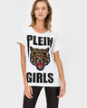 Philipp Plein Kitty Cat Tričko
