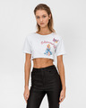 Philipp Plein Set Me Free Crop top