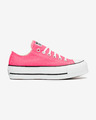 Converse Color Platform Chuck Taylor All Star Tenisky